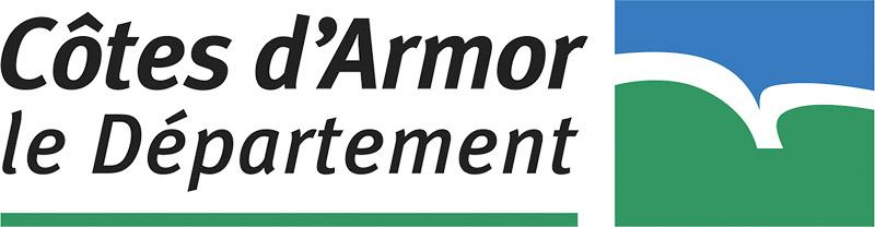 Logo conseil général des côtes d'armor